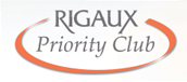 Rigaux Priority Club logo