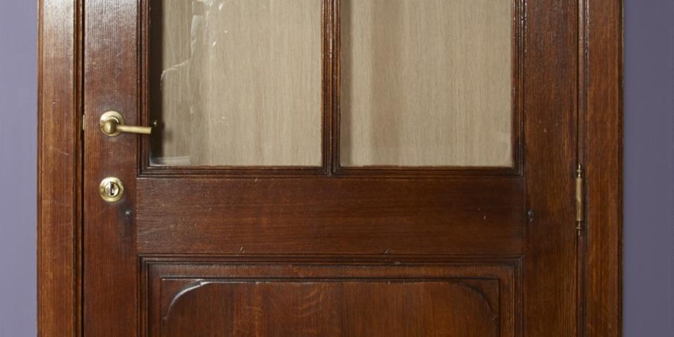 porte d 39 int rieur vitr e classique. Black Bedroom Furniture Sets. Home Design Ideas