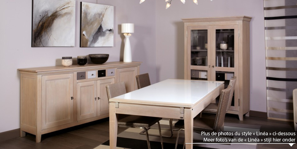 Style Contemporain Salle A Manger Rigaux Be
