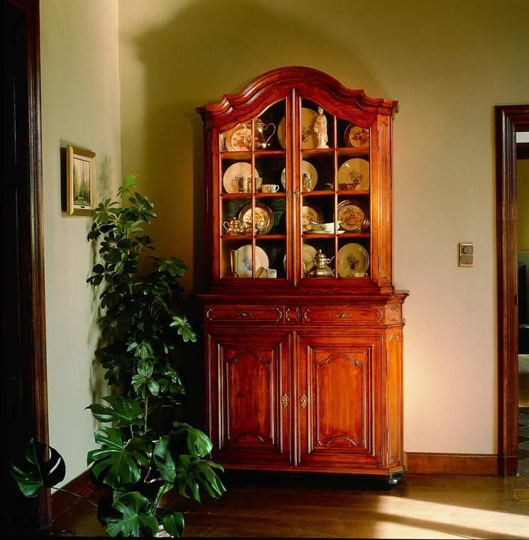 vitrine de salle manger louis xiv